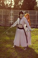 Orihime x Ulquiorra - Bleach by Asteria91