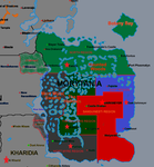 Administrative Divisions of Morytania by FlagArmadaProductns
