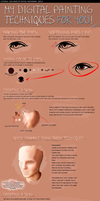 Digital painting: techniques and tips part.1 by RafaelGiovannini