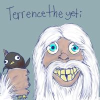 Terrence the Yeti by seagnomes