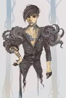 Octopus Jacket by bilopsis