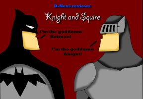Knight and Squire - Titlecard by NorthernAnimator