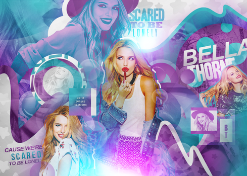+EDICION: Scared to be lonely | Bella T by CAMI-CURLES-EDITIONS