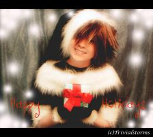 .:Happy Holidays:. by trivialstorms