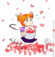 A bucketful of love by claes-gascogne