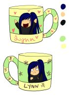 Lynn's Coffee Cup by Ayame1014