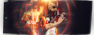 Ignazio Abate - A.C.Milan by PimaGFX