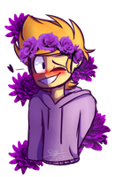 [EW]Flower Crown Matt by SemiAutomatiic