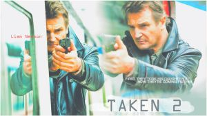 LIAM NEESON by Anthony258