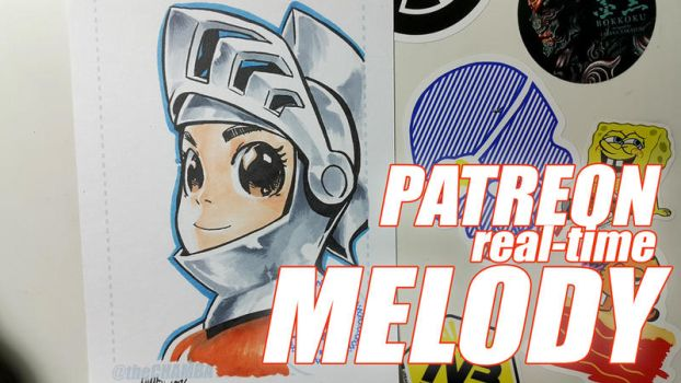Ody for Patreon + Video Link by theCHAMBA