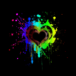 Vibrant Heart by GuardianMajor