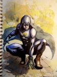 Mysterion by AllyEdFrown