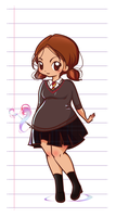 Maddy Potter by MadEye01