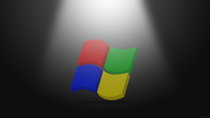 Windows Light Shine Wallpaper by TomEFC98