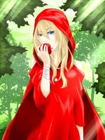 Little Red Riding Hood by lalainelucero