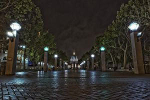 San Francisco City Hall - HDR by jellybat