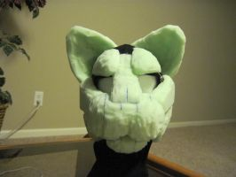 Wildcat foam base wip by thepandaberrr
