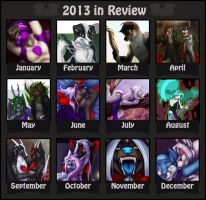 2013 in Review by Temrin