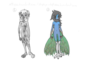 Anthro Adopties Four +Closed+ by Stephys-Adoptables