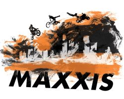 Maxxis T-Shirt Design 3 by rsholtis