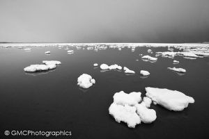 Storms Snow and Water by GMCPhotographics