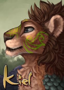 Kiel Badge by ThayRustback