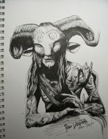 Pan's Labyrinth by kitei