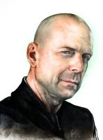 Bruce Willis Final COLO by YannWeaponX