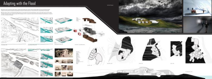 Studio III - Adapting With the Flood by Seanpt-Architecture