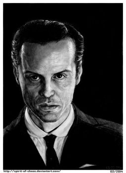 Moriarty by SpiritusChaos
