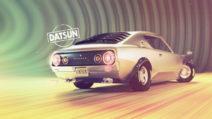 Datsun Two by KMiklas