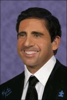 Steve Carell by kaciasea