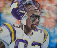 John Randle by JeremyOsborne