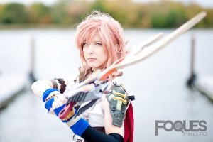 FFXIII - Crash of Thunder by SailorAnime