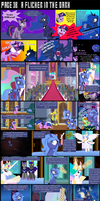 Doctor Whooves Page 38: A Flicker in the Dark by ShwiggityShwah