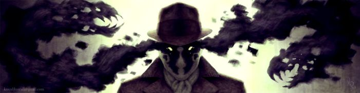 Rorschach by TestosteronMan