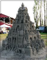 Thurman's Sand Castle by Asura-Valkyrie
