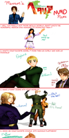 My (Fabulous) Hetalia MMD Meme by Insanity-10