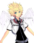 Kings of Twillight-Side Roxas by TwillightSoleil