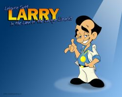 Leisure Suit Larry 1 by jabbamonkey