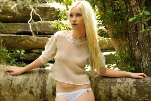 Kahli - sheer lace 2 by wildplaces