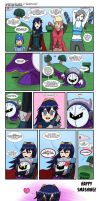 Super Smash Bros. 4 Comic: Orientation by PhantomSkyler