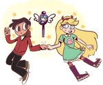 Star VS The Forces of Evil by StarCandyz