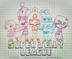 Super Jelly League by AriaMikuKanzaki