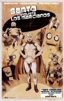 El Santo Conquers the Martians poster by RobertHack