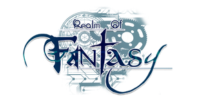 Realm of Fantasy Logo by Alemja