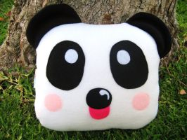 Pepe Panda Plush by manriquez