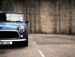 Blue Mini by Maxdicapua