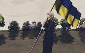 Dark Day for Ukraine 2014 by 32Rabbit