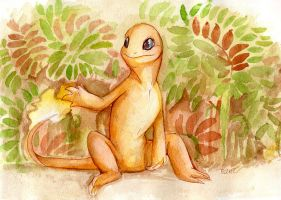150+ project: charmander by edface